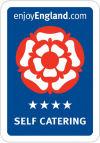 4 Star Self Catering Award